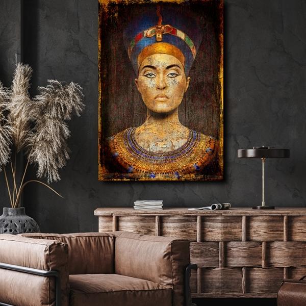 DIVA golden frame