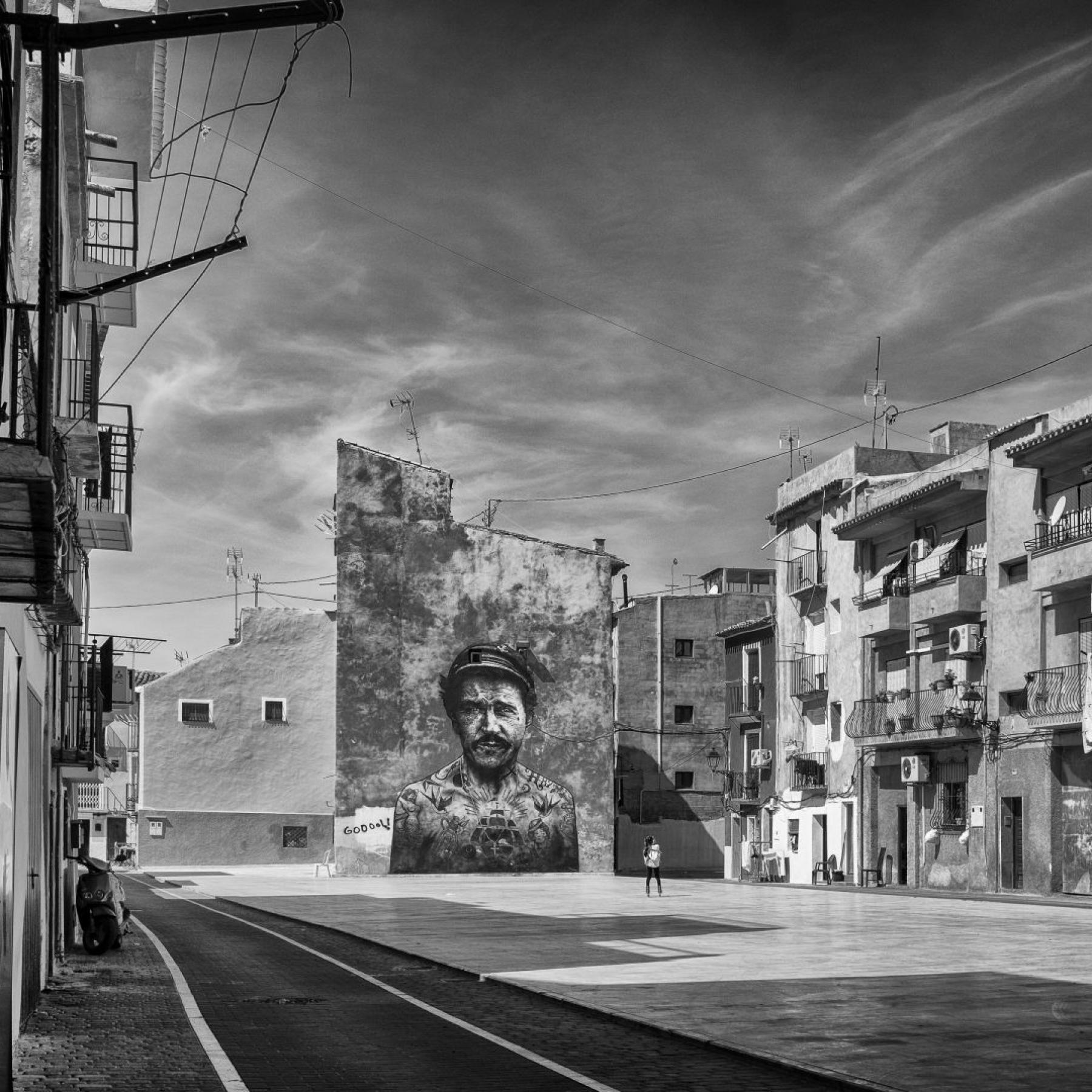 THE FISHER MAN – VILLAJOJOSA SPAIN