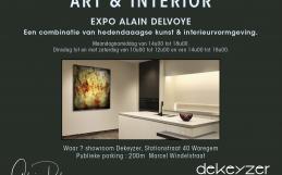 ART EN INTERIOR